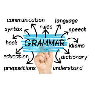 2-3 Spelling/Grammar